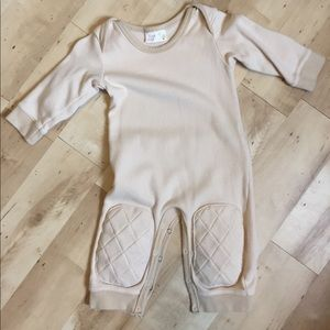 Comfy Crawlers padded bodysuit